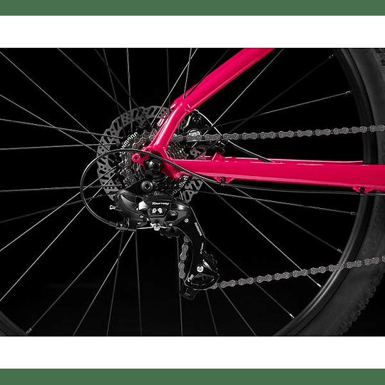 BICICLETA MTB TREK MARLIN 4 T S ROSADA 2022 - Image 3