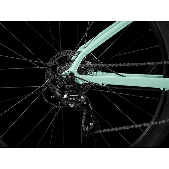 BICICLETA MTB TREK MARLIN 4 T S 2022 VERDE - Image 3
