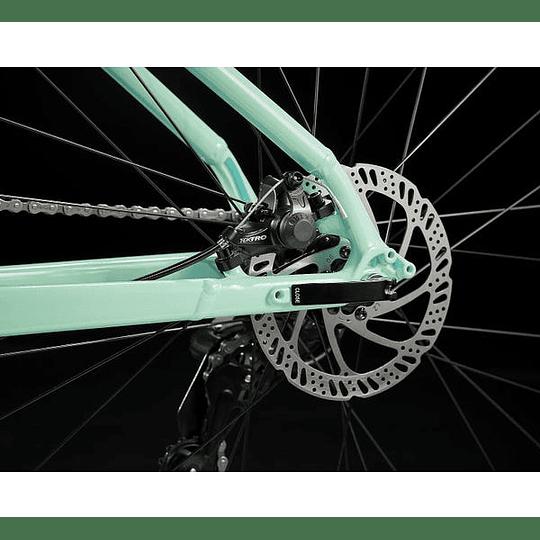 BICICLETA MTB TREK MARLIN 4 T S 2022 VERDE - Image 4