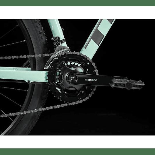 BICICLETA MTB TREK MARLIN 4 T S 2022 VERDE - Image 6