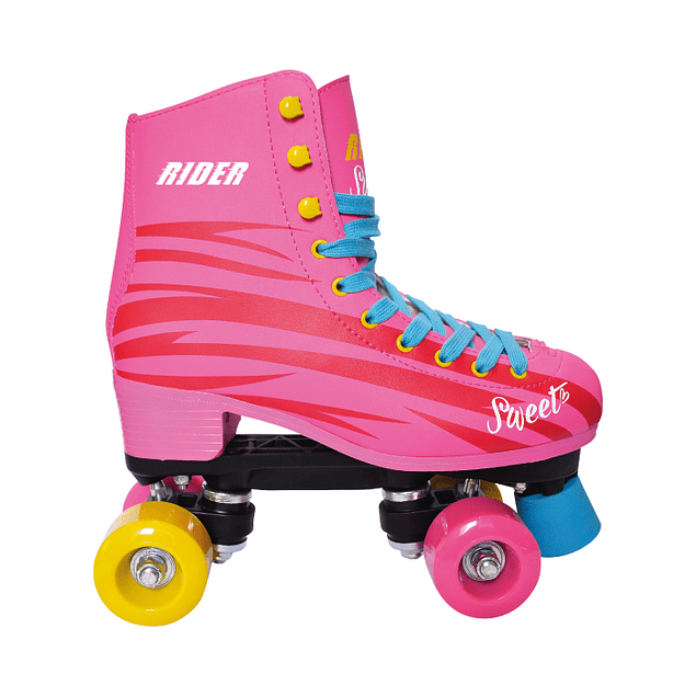 PATIN RIDER PARALELO SWEET COLORS