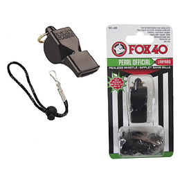 SILBATO FOX40 PEARL OFFICIAL C/CORDON NEGRO