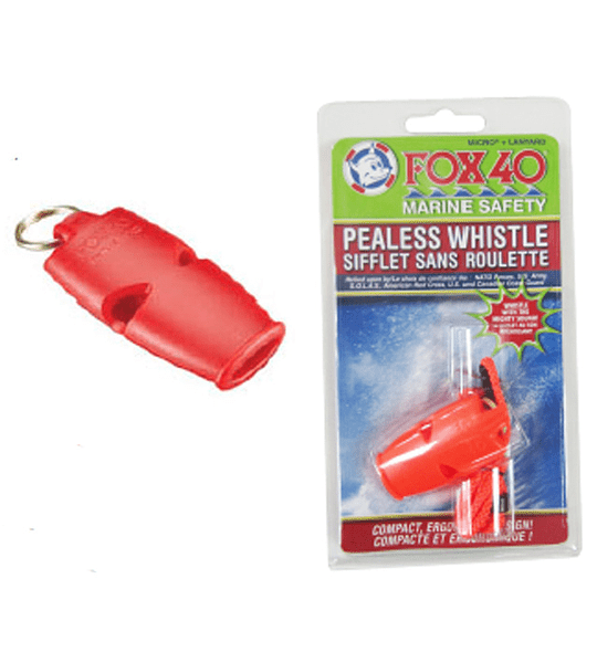 SILBATO FOX 40 MICRO SAFETY C/CORDON
