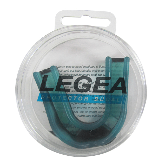 PROTECTOR BUCAL LEGEA SENIOR SIMPLE BI COLOR