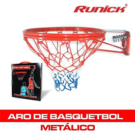 ARO BASKET OFICIAL CON RESORTE 45CM