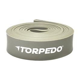 BANDA LATEX TORPEDO LOOP GRIS 2080