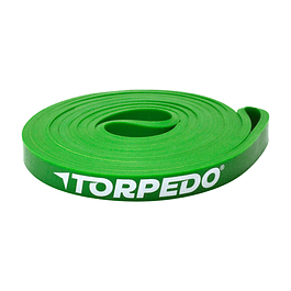 BANDA LATEX TORPEDO LOOP VERDE 2080