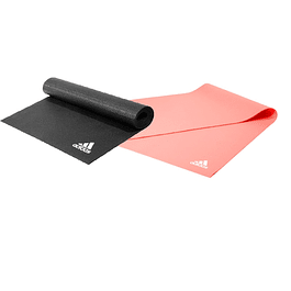 YOGA MAT ADIDAS 4MM Rosada