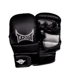 GUANTE MMA GARRA GRAPLING TAPOUT NEGRO
