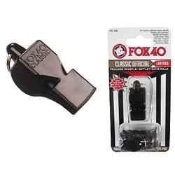 SILBATO FOX40 CLASSIC OFFICIAL CON CORDON NEGRO