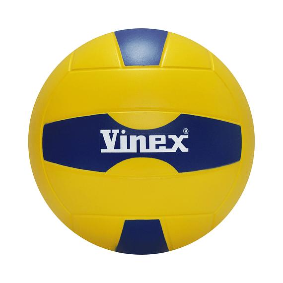 "BALON ESPONJA VOLEYBALL 7"" VINEX"