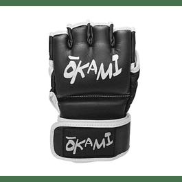 GUANTE MMA BLACK FT COMBAT