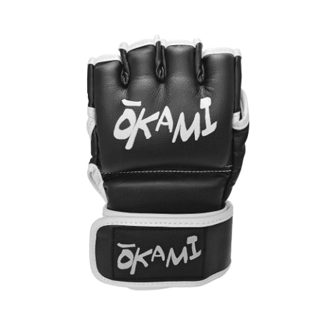 GUANTE MMA BLACK FT COMBAT