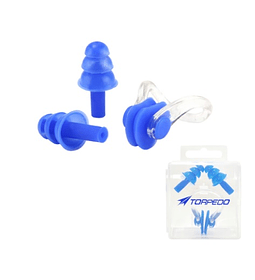 SET TAPON DE OIDO + CLIP NASAL SPLASH