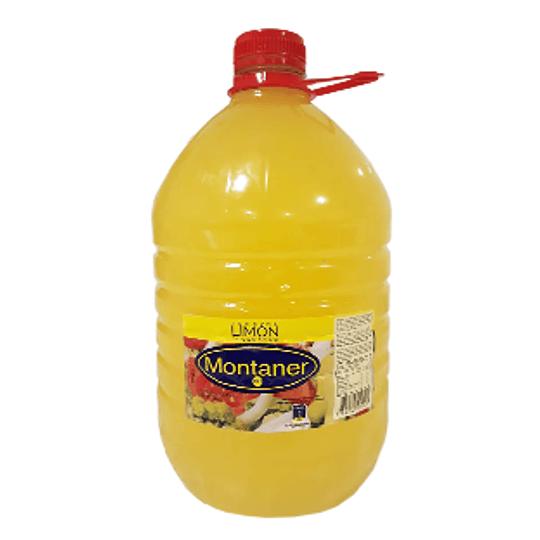Sucedaneo De Limon 5 Lt Montaner