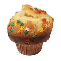 Muffins Vainilla 2 Unidades Breden Master