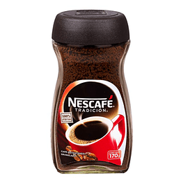 Cafe Tradicion Granulado 170 Gr Nescafe