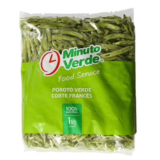 Poroto Verde C/F 1 Kg Minuto Verde
