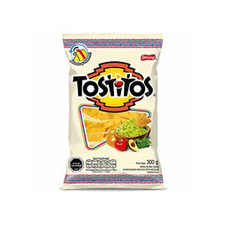 Tortillas de Maiz Saladas 300 Gr Tostitos