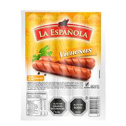 Vienesas 900 Gr La Española