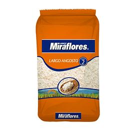 Arroz G2 Importado 1 Kg Miraflores