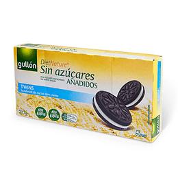 Galleta Sandwich Dietnature Cacao con Crema 210 Gr Gullon