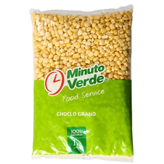 Choclo Grano Iqf 1 Kg Minuto Verde