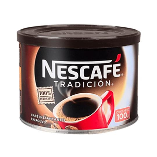 Cafe Tradicion 100 Gr Nescafe