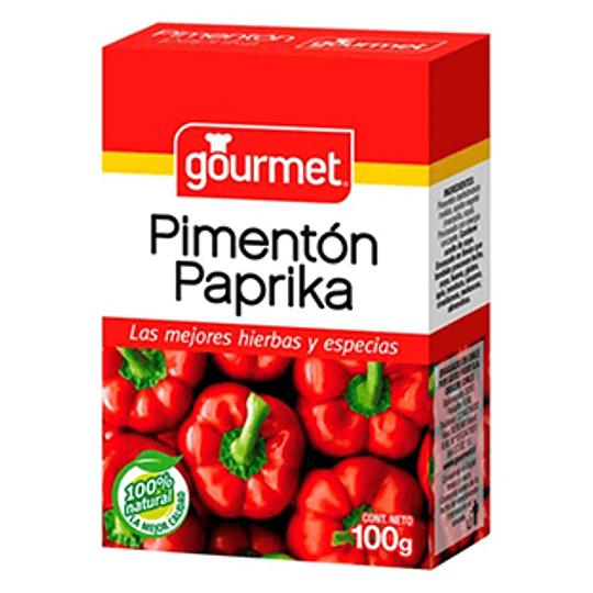 Pimenton Paprika Estuche 100 Gr Gourmet