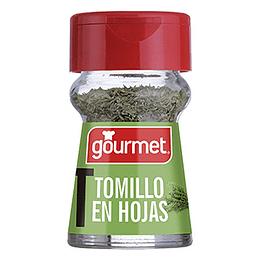 Tomillo en Hoja Frasco 7 Gr Gourmet