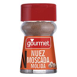 Nuez Moscada Molida Frasco 26 Gr Gourmet