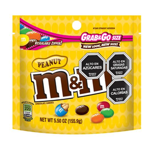 M&M Peanut 155 Gr