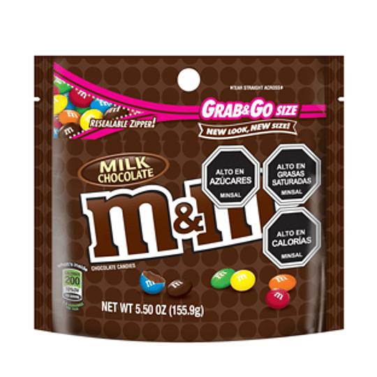 M&M Milk Chocolate 155 Gr