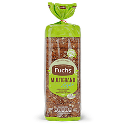 Pan Molde Multigrano Light 650 Gr Fuchs