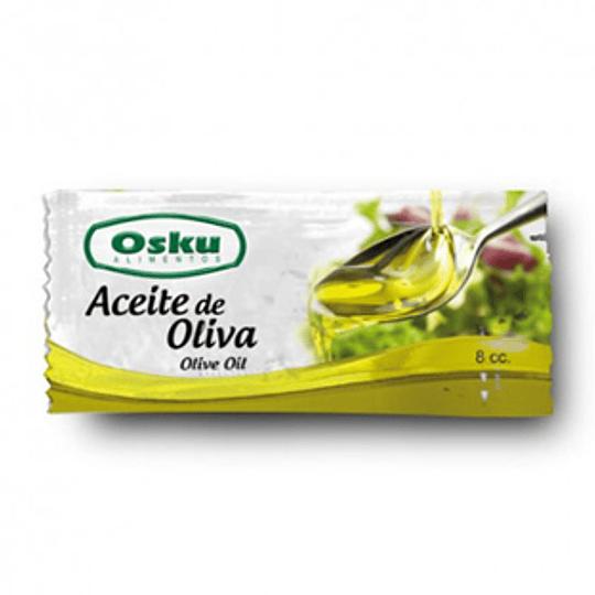 Aceite Oliva Sachet 300 X 8 Ml Osku Caja