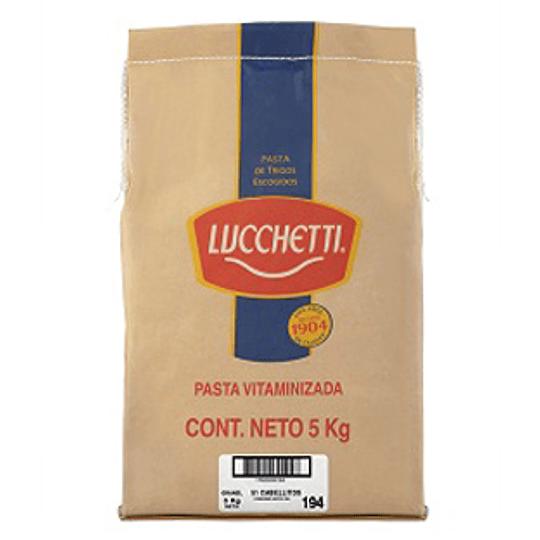 Fideos Spaguetti 5 Kg Lucchetti