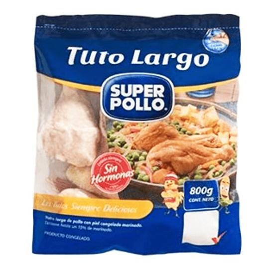 Pollo Trutro Largo Bolsa 800 Gr Super Pollo