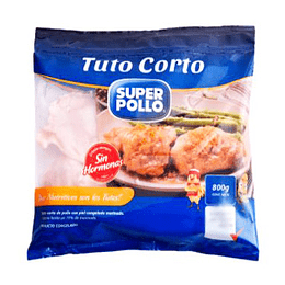 Pollo Trutro Corto Bolsa 800 Gr Super Pollo