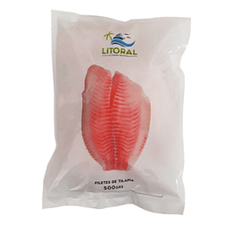 Tilapia Filete 500 Gr Litoral