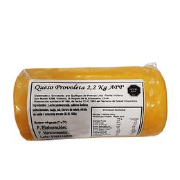 Queso Provoleta Pieza 2,2 Kg App Quillayes ($14.990 X Kilo)