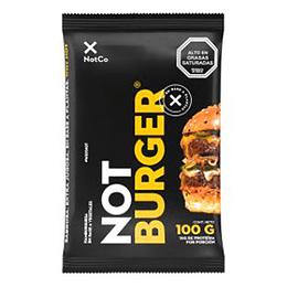 Not Burguer Flowpack 100 Gr NotCo