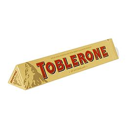 Chocolate de Leche Miel & Almendra 100 Gr Toblerone