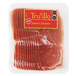 Jamon Serrano Etiqueta Verde 500 Gr Trujillo
