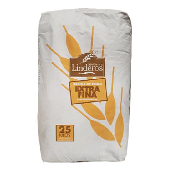 Harina Extra (1) Bizcochera 25 Kg Linderos