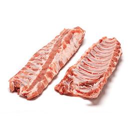 Costillas de Cerdo Ribs 800 a 900 gr pp.
