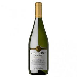 Vino Blanco Chardonnay Reserva 750 Ml Medalla Real