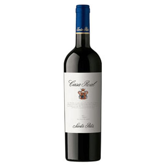 Vino Tinto Merlot 750 Ml Casa Real