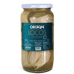 Locos En Conserva al Natural 500 Gr Orizon