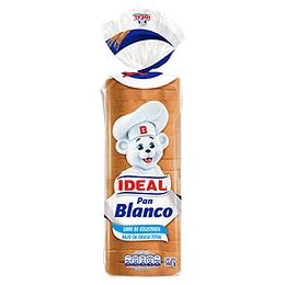 Pan Blanco Molde 560 Gr Ideal
