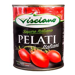 Tomate Pelado 2,5 Kg Visciano